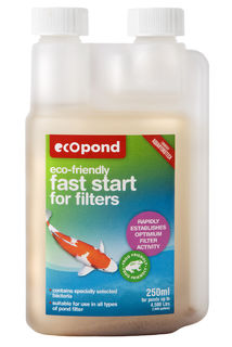 Fast Start for Filters